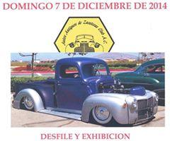 Más información de Desfile y exhibición de autos antiguos