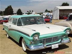 10a Expoautos Mexicaltzingo - 1957 Ford Fairlane 500 Dos Puertas Sedan