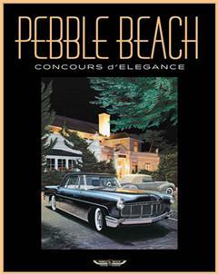 Más información de Pebble Beach Concours d'Elegance