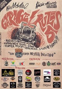 Garage Rules 5