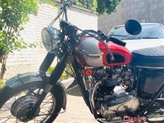 1962 Otro Ciclomotor Triumph BoneVille