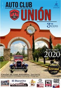 3a Expo Auto Club Unión
