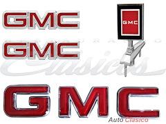 EMBLEMAS GMC