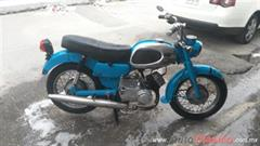 1968 Yamaha Turismo Custom