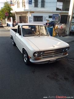 Día Nacional del Auto Antiguo Monterrey 2020 - Datsun 521 1972
