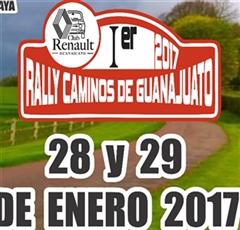 Más información de 1er Rally Caminos de Guanajuato