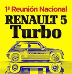 Más información de 1a Reunión Nacional Renault 5 Turbo