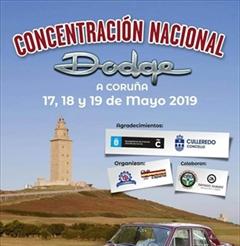 Más información de Concentración Nacional Dodge 2019