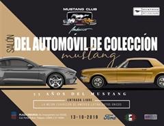 Salón del Automóvil de Colección Mustang