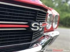 Día Nacional del Auto Antiguo Monterrey 2020 - Chevrolet El camino 1970