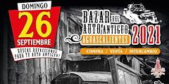 Más información de Bazar del Auto Antiguo Aguascalientes 2021