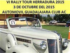 Más información de VI Rally Tour Herradura 2015