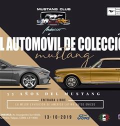 Más información de Salón del Automóvil de Colección Mustang