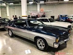 Día Nacional del Auto Antiguo Monterrey 2020 - Chevrolet Chevelle 1972