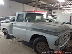1962 Chevrolet Chevrolet Pickup
