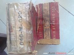 Metales Bancada 646 020 060 Ford V8 239 255 239