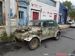 Día Nacional del Auto Antiguo Monterrey 2019 - Volkswagen Safari 1973