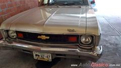 Día Nacional del Auto Antiguo Monterrey 2019 - CHEVROLET CHEVY NOVA 1974