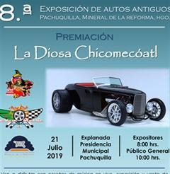 Más información de 8a Exposición de Autos Antiguos, Pachuquilla