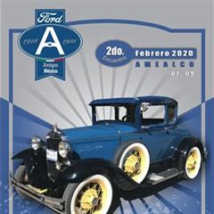 Más información de 2o Encuentro Ford A Amigos México