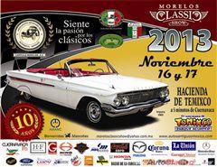 Más información de Morelos Classic Show 2013
