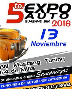 Más información de 5to AutoExpo Guasave