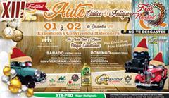 Más información de XIII Festival Otoño Auto Clásico & Antiguo La Paz