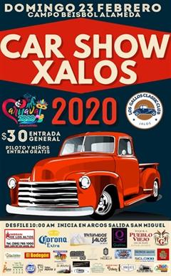 Car Show Xalos 2020