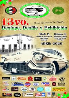 Desfile De Primavera - Autos Clásicos y Antiguos 2020