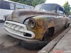 Chevrolet Fleetline Hatchback 1950