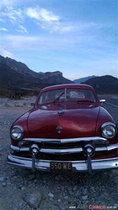 Día Nacional del Auto Antiguo Monterrey 2019 - Ford Custom 1951