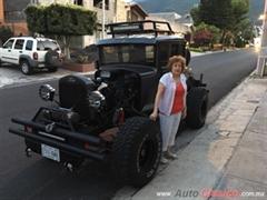 Día Nacional del Auto Antiguo Monterrey 2019 - Ford Hot Rod 1930