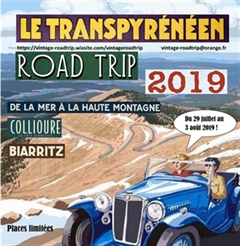 Más información de Le Transpyrénéen - Road Trip 2019