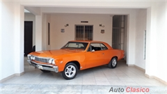 Día Nacional del Auto Antiguo Monterrey 2020 - Chevrolet Chevelle 1967