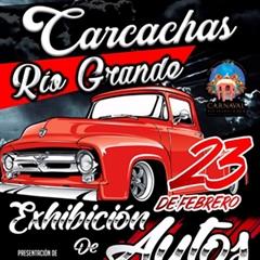 Más información de Exhibición de Autos Clásicos Carcachas Río Grande 2020