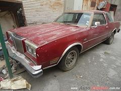 1980 Chrysler Le BARON Coupe