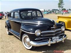 10a Expoautos Mexicaltzingo - 1946 Plymouth 4 Puertas
