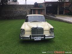 Mercedes Benz 220 Coupe 1962