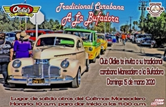 Tradicional Carabana a La Bufadora 2020