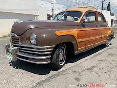 Packard Touring Woody Sedan 1948
