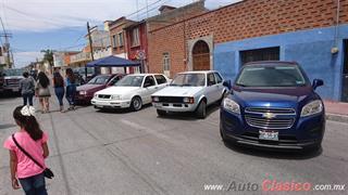 Clásicos en Encuentro de Escuderias Maverick Tarandacuao 2018