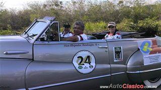 Final del rally. Llegada a Mérida |