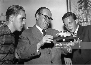 Historia del Borgward | Carl F.W. Borgward
