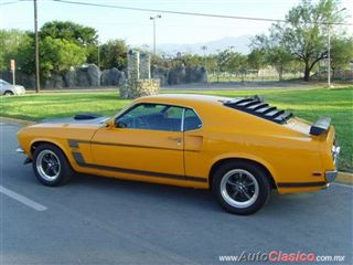 1969 Ford Mustang SportsRoof |