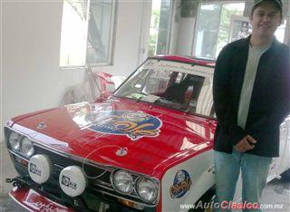 Francisco Ortiz - Carrera Panamericana 2013