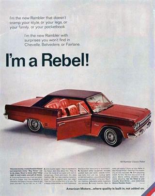 Rambler | 1966 Rambler Classic Rebel