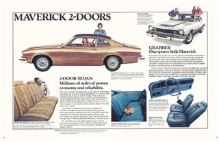 Ford Maverick | 1975 Ford Maverick