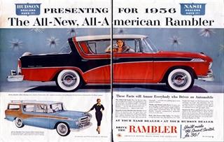 Rambler | 1956 Rambler