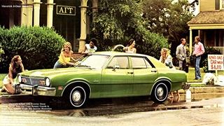 Ford Maverick | 1976 Ford Maverick
