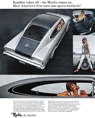 Rambler | 1965 Rambler Marlin